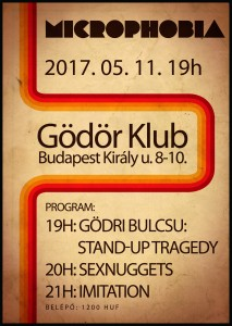 Microphobia flyer Gödör 2017 copy